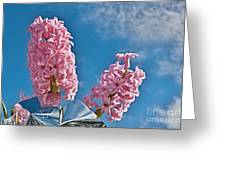 Mothers Day Duo. Greeting Card by Geoff Childs