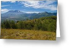 Mt St Helens I Greeting Card by Brian Harig