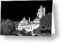 Mueller'sches Volksbad - Munich Germany Greeting Card by Christine Till