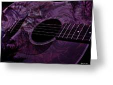 Music Of The Roses Greeting Card by Barbara St Jean