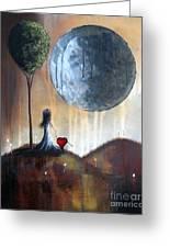 My Bff By Shawna Erback Greeting Card by Shawna Erback