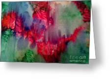 My Broken Heart Greeting Card by Maya Telford