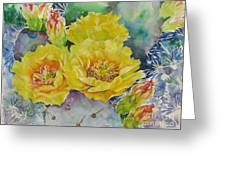 My Delight Greeting Card by Summer Celeste