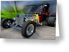 My Dream Ride Greeting Card by JohnD Smith