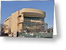 National Museum of the American Indian - Washington DC - 01131 Greeting Card by DC Photographer
