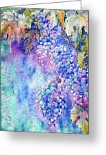 Nectar Of Nature Greeting Card by Zaira Dzhaubaeva