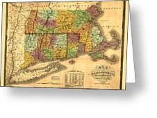 New England Greeting Card by Gary Grayson