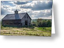 New Gloucester 7p00331 Greeting Card by Guy Whiteley