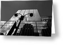 New York Streets 2 Greeting Card by Arie Arik Chen