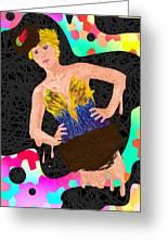 Nid D'oiseau De Angela Balderston Greeting Card by Pierre Louis