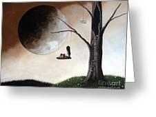 No Place Like Home By Shawna Erback Greeting Card by Shawna Erback