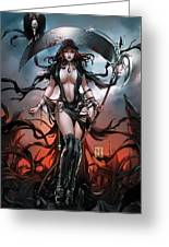 No Tommorow 01a Greeting Card by Zenescope Entertainment