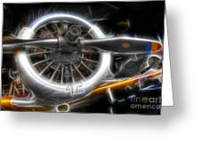 North American T-6 Texan Warbirds Greeting Card by Lee Dos Santos