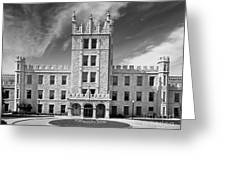 Northern Illinois University Altgeld Hall Greeting Card by University Icons