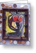 Not Night - Framed Greeting Card by Nancy Mauerman