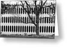 Oberlin College Bibbins Hall Greeting Card by University Icons