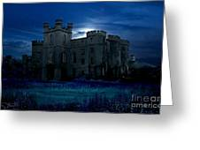 Old Court House Greeting Card by Tom Straub