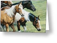 On The Move Greeting Card by JQ Licensing