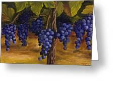 On The Vine Greeting Card by Darice Machel McGuire