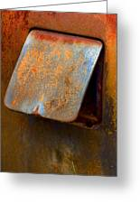 Open Cap Greeting Card by Jean Noren