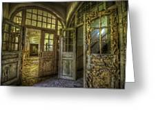 Open Doors Greeting Card by Nathan Wright