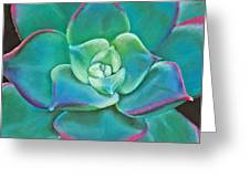 Opulence Greeting Card by Laura Bell