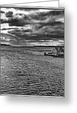 Osterville Greeting Card by Keith Woodbury