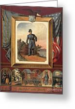 Our Police - Faithful Unto Death 1879 Greeting Card by Padre Art