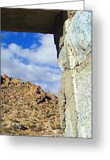 Outside Looking Inside Out Greeting Card by Glenn McCarthy Art and Photography
