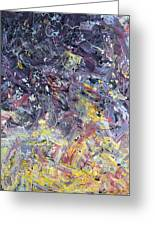 Paint Number 55 Greeting Card by James W Johnson