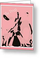 Paint The Town Pink Greeting Card by Cindy McClung