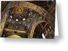 Palatine Chapel Greeting Card by RicardMN Photography