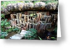Panviman Chiang Mai Spa And Resort - Chiang Mai Thailand - 011342 Greeting Card by DC Photographer
