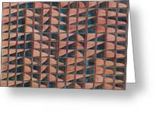 Paper Relief Greeting Card by Jan Willem Van Swigchem