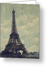 Paris Greeting Card by Jelena Jovanovic