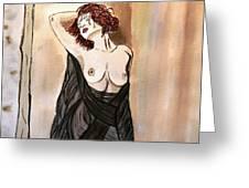 pastel passion Greeting Card by Shlomo Zangilevitch