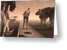 Path In Life Greeting Card by Bob Orsillo