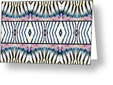 Patterned After Nature IIi Greeting Card by Tina  Vaughn
