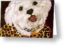 Pebbles Greeting Card by Debi Starr