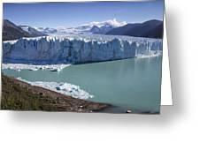 Perito Moreno Glacier Greeting Card by Kim Andelkovic