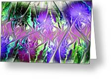 Permanent Liminality Greeting Card by Anastasiya Malakhova