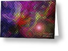 Phoenix Greeting Card by Kathie Chicoine