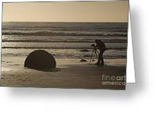 Photograph Greeting Card by Astrid Lenz