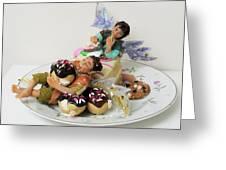 Piece O Cake Greeting Card by Tamara Stickler