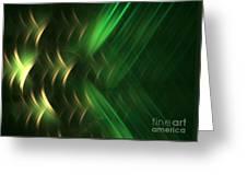 Pine Greeting Card by Kim Sy Ok