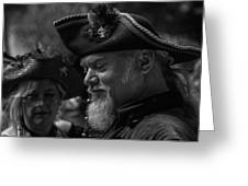 Pirates  Greeting Card by Mario Celzner