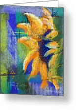 Point Of View Greeting Card by Tracy L Teeter