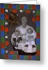 Polish Grandmother Greeting Card by Diana Perfect