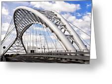 Ponte Settimia Spizzichino Greeting Card by Fabrizio Troiani