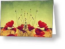 Pop Art Greeting Card by Dirk Wuestenhagen